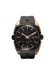 Cyrus Klepcys Solo Tempo Rose Gold And Dlc 46Mm Black