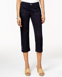 Styleandco. Style And Co. Petite Cropped Colored Wash Jeans Only At Macy's Rinse