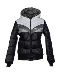 Adidas Originals Synthetic Down Jackets Steel Grey