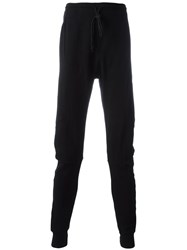 Lost And Found Rooms 'Slim' Sweatpants Black