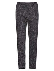 Balenciaga Melange Twill City Trousers