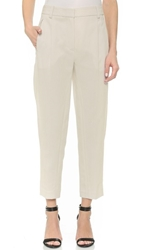3.1 Phillip Lim Tapered Ankle Pants Feather