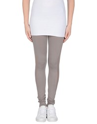 Gestuz Trousers Leggings Women Dove Grey