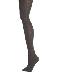 White Stuff Fine Cotton Tights Grey