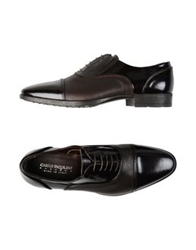 Carlo Pazolini Couture Lace Up Shoes Dark Brown