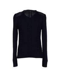 Yoon Sweaters Dark Blue