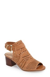 Bella Vita Women's Fonda Perforated Sandal