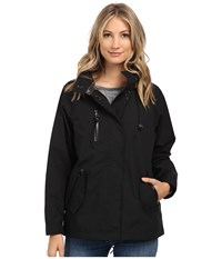 Obey El Nino Jacket Black Women's Coat