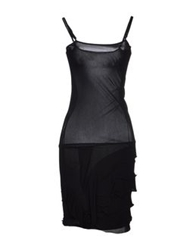 Cristinaeffe Short Dresses Black