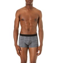 Hom Prince Woven Trunks Grey