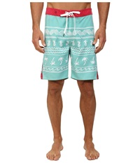 Rip Curl Mirage Aggrocabana Boardwalk Shorts Aqua Sky Men's Shorts Blue
