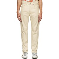 Golden Goose Off White Happy Jeans