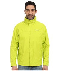 Marmot Precip Jacket Bright Lichen Men's Jacket Silver