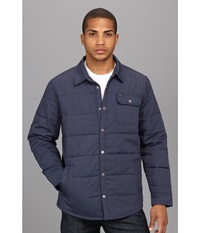 Brixton Cass Jacket Washed Blue Men's Jacket Multi