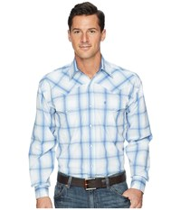 Stetson 1662 Double Pane Ombre Blue Clothing