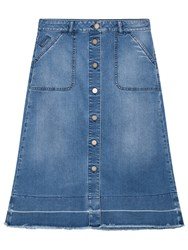 Gerard Darel Jane Skirt Blue