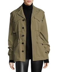 Ralph Lauren The Army Field Jacket Green