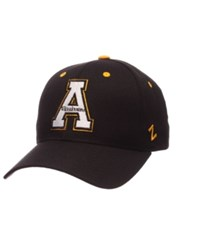 Zephyr Appalachian State Mountaineers Competitor Hat Black