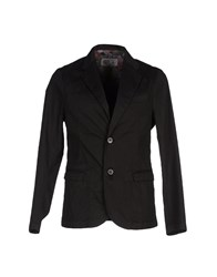 Department 5 Suits And Jackets Blazers Men Black