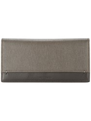 Cerruti 1881 Foldover Wallet Brown