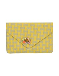 Nali Handbags Yellow