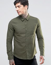 Another Influence Shirt Green