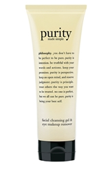 Philosophy 'Purity Made Simple' Facial Cleansing Gel And Eye Makeup Remover
