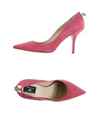 Passepartout Dress By Elisabetta Franchi Celyn B. Pumps Fuchsia