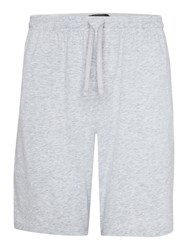 Hugo Boss Jersey Pyjama Short Grey