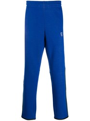 Emporio Armani Ea7 Slim Fit Sweatpants Blue