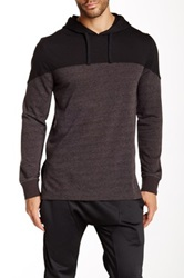 Unyforme Fairview Hooded Pullover Black