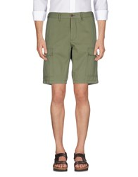 Ganesh Bermudas Military Green