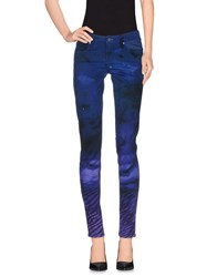 Paige Trousers Casual Trousers Women Dark Blue