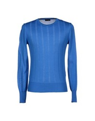Tonello Sweaters Bright Blue
