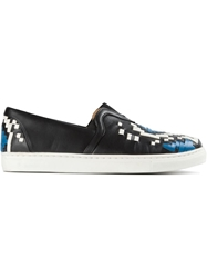 Thakoon Addition 'Elga' Sneakers Black