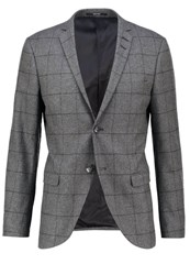 Tiger Of Sweden Jil Suit Jacket Dunkelgrau Dark Grey