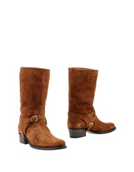 Ralph Lauren Collection Boots Brown