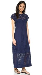 Burning Torch Twilight Dress Indigo