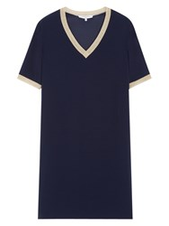 Gerard Darel Harmony Dress Navy Blue