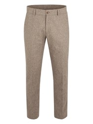 Gibson Men's Sand Donegal Trousers Sand