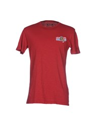 Vintage 55 T Shirts Red