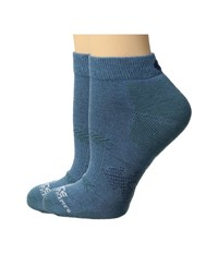 Carhartt Force Extremes Low Cut 2 Pack Blue Low Cut Socks Shoes