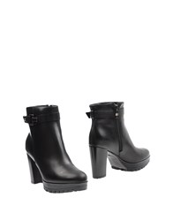 Mally Ankle Boots Black
