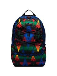 Polo Ralph Lauren Heritage Geometric Pattern Backpack 60