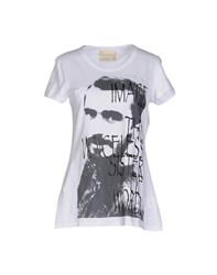 Acht Topwear T Shirts Women White