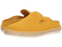 Dr. Scholl's Sunnie Mule Original Collection Yellow Suede Shoes