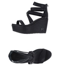 Ruco Line Footwear Sandals Women Black