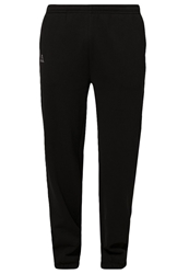 Kappa Romegius Tracksuit Bottoms Black