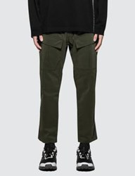White Mountaineering Stretched 8 10 Length Tapered Pants