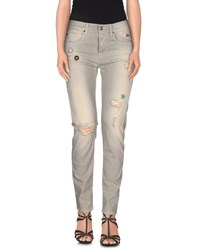 Roy Rogers Roy Roger's Denim Denim Trousers Women